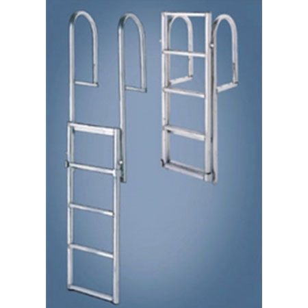 Standard Lift Aluminum Dock Ladder