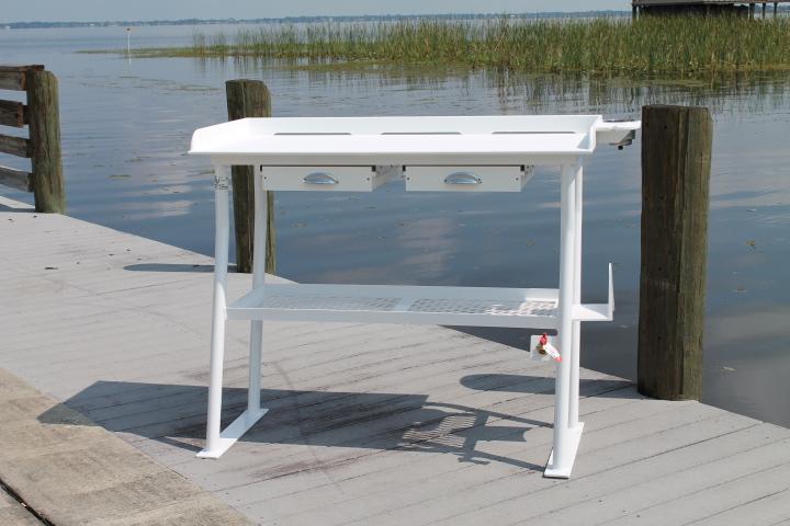 Deluxe Fillet Table - Florida Fillet